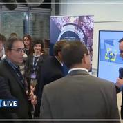 Macron à Amiens : le président à l'université de Picardie