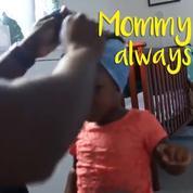 L'adorable vidéo d'un père coiffant sa fillette