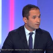 Mélenchon : Benoît Hamon