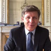Nicolas Florian: «Un choix de fusion est un choix douloureux»