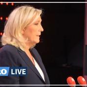Marine Le Pen: «Je souhaite que le voile soit interdit dans l'intégralité de l'espace public»
