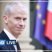 Covid-19: «La culture traverse une crise sans précédent» déplore Franck Riester