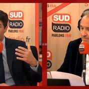 Aurélien Pradié: «Vivre en sécurité en France est presque devenu un luxe»