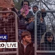 Crise migratoire: quelle réponse à Erdogan?