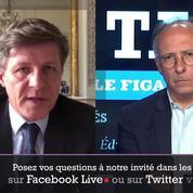 Nicolas Florian: «Ne comparons pas ce qui peut se passer aux USA et ce qui se passe en France»