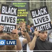 George Floyd: des manifestations à travers le monde en soutien à Black Lives Matter