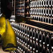 Les ventes de champagne ont reculé avec le Brexit