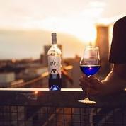 Le vin bleu plie mais ne rompt pas