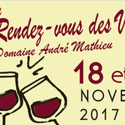 Rendez-vous des vignerons au Domaine André Mathieu