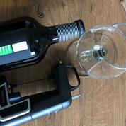 Du vin à la demande et toujours plein de saveurs
