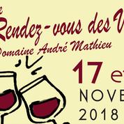 Le rendez-vous des vignerons au domaine André Mathieu revient !