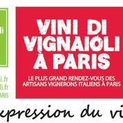 Vini di Vigniaioli : le salon des artisans vignerons italiens à Paris
