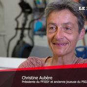 Christine Aubère, le football féminin au cœur