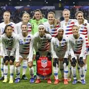 Le football féminin, ce sport 'Made in USA'