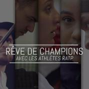 Athlètes RATP : en route vers le rêve olympique