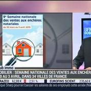 Les bonnes affaires des ventes aux enchères immobilières des notaires