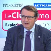 Club Immo Christophe Tanay, président de l'UNIS
