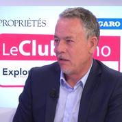 Club Immo Philippe Taboret, directeur général adjoint de Cafpi