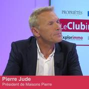 Club Immo Pierre Jude, président de Maisons Pierre