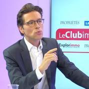 Club Immo Geoffroy Didier, Vice-président de la Région IDF, chargé du logement