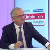 Club Immo Maître Pascal Chassaing, Président de la Chambre des notaires de Paris Ile-de-France