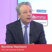 Club Immo Nordine Hachemi, PDG de Kaufman & Broad
