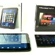 BlackBerry Playbook - HP Touchpad : le match