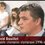 David Douillet juge Teddy Riner