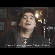 Nouvelle campagne Louis Vuitton : ZIdane, Pelé et Maradona