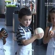 Cooking for kids avec Anne-Sophie Pic
