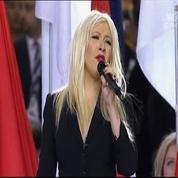 Christina Aguilera - Super Bowl