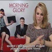 Interview Rachel McAdams - Morning Glory