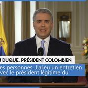 Colombie : le président propose une récompense de 780 000 euros à quiconque aide à arrêter des Farc