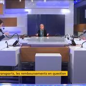 Grève à la SNCF: le coût est de «20 millions d'euros par jour», indique Elisabeth Borne