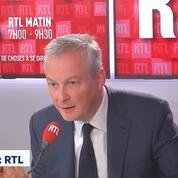 EPR: la filière nucléaire française «doit se ressaisir vite», implore Bruno Le Maire