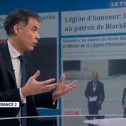 «BlackRock est le côté obscur de la réforme des retraites», dénonce Olivier Faure