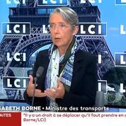 Réforme des retraites: «Les Français ne comprendraient pas que l'on prenne tout notre temps», déclare Elisabeth Borne