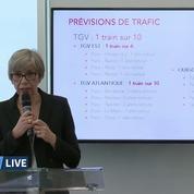 Grève du 5 décembre : les prévisions de la SNCF pour les TGV
