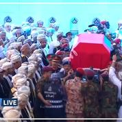 Les images des funérailles du sultan Qabous d'Oman