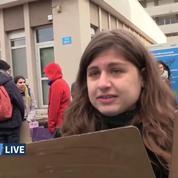 Handicap et insertion professionnelle: le témoignage d'une manifestante