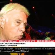 Non Stop People - Guy Bedos mort : pourquoi Guy Carlier a tenu à lui rendre hommage (vidéo)