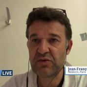 Coronavirus: Jean-François Corty, médecin généraliste, estime que les décès sont «sous-évalués»