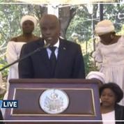 Haïti: dix ans après le séisme, le président appelle au retour de la solidarité