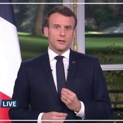 Vœux d'Emmanuel Macron : «2020 doit ouvrir la décennie de l'unité retrouvée de la nation»