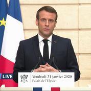 REPLAY - Brexit: Emmanuel Macron s'adresse aux Français