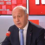 Climat: «L'application de l'accord de Paris ne va pas du tout», estime Fabius