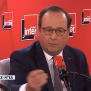 François Hollande qualifie la réforme des retraites de «projet improvisé»