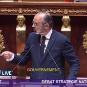Edouard Philippe: «Désormais, nous recevons près de 100 millions de masques chirurgicaux par semaine»
