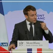 Emmanuel Macron se garde de tout «triomphalisme» sur la baisse du chômage