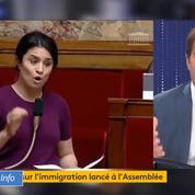 Immigration : «Il faut assumer la nécessité de mettre en place des quotas» estime Christian Jacob